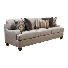 Residence - Willa Sofa, Light Gray - Sofas
