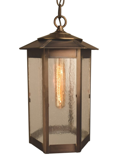 pedant lights outdoor copper lighting lanterns