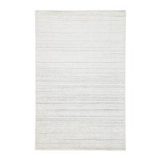 Lefka LEF02 Oplyse Marshmallow and Asphalt Rug, 10x14