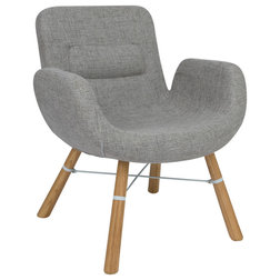Midcentury Armchairs And Accent Chairs by LeisureMod