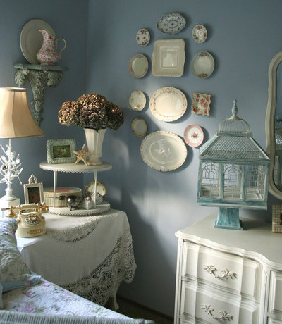 Shabby-chic Style  romantic home