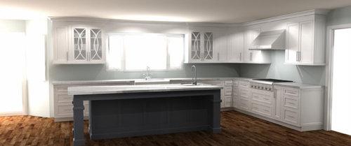 Design Help Needed Mixing Metals In Kitchen