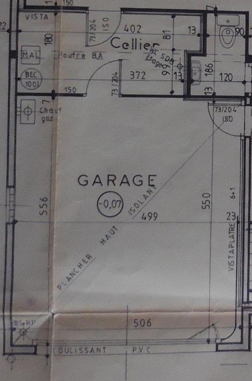 Comment transformer notre garage en 2 pi ces - Transformer garage en cuisine ...
