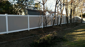 Stamford Connecticut Vinyl Privacy Fence