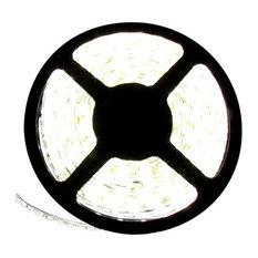 Flexible 16' LED Light Strip, Daylight White, Reel Kit