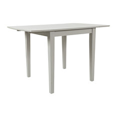 Everyday Classics Drop Leaf Table, Dove
