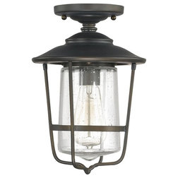 Beach Style Outdoor Flush-mount Ceiling Lighting by Buildcom