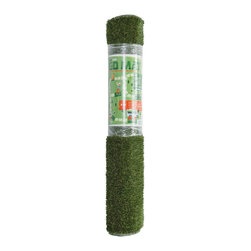 EasyTurf, Inc. - Go Mat Artificial Grass Mat Or Rug With Bound Edges - Gardening And Lawn Care