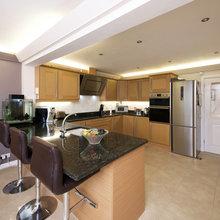 Hidden Lighting in Kitchens