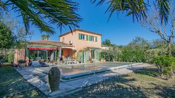 Villa St Raphael 136m2