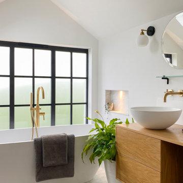 Loft Conversion for Detached House in Henleaze