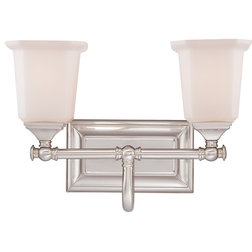Perfect Traditional Bathroom Vanity Lighting by Quoizel