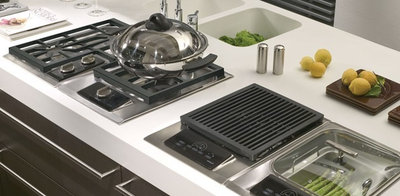 Eclectic Cooktops By Sub Zero And Wolf