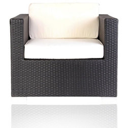 Modern Outdoor Lounge Chairs Modani Coronado Armchair