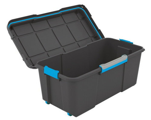 Charming Waterproof Damp Area Storage Containers   Ideal For Cellar, Attic, Loft,  Garage