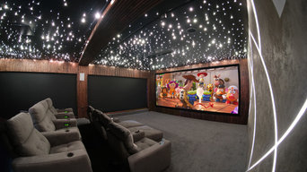 Luxurious Home Cinema