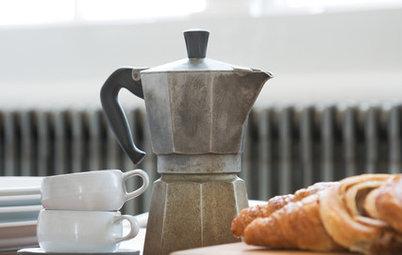 Vardagslyx: Få in en mysig kaféstämning i kaffehörnan hemma