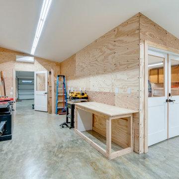 Bellevue Garage and Workshop