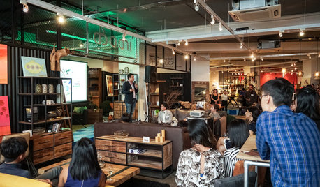 Event Report: Open Houzz at Journey East