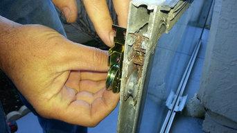 Patio Door Repairs - Rollers