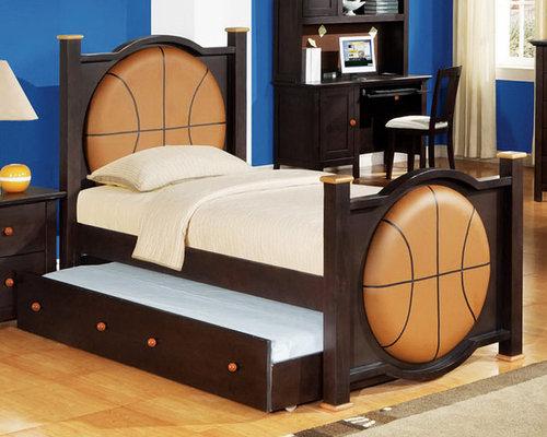 Basketball Storage Bed   Kids Beds