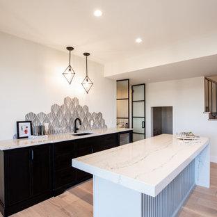 Watermark at Bearspaw | Farmhouse - Lower Level Kitchen