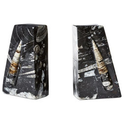 Contemporary Bookends by Philmore USA, Inc.