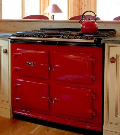 Gas Ranges And Electric Ranges by aga-ranges.com