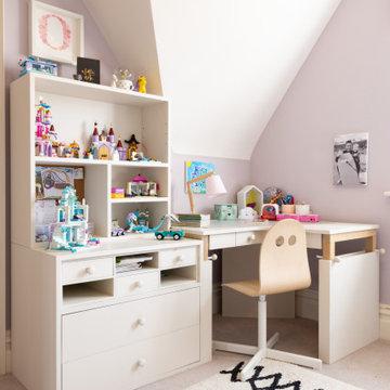 Elegant scandi inspired home