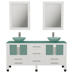 Contemporary Bathroom Vanities And Sink Consoles by The Tub Connection