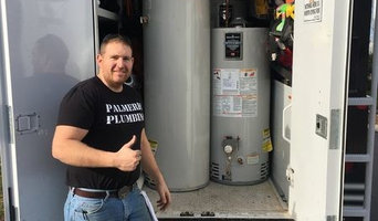Palmerio Plumbing Averages about 8 Water Heater Installations per Week!