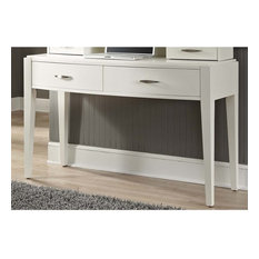 Liberty Furniture Industries, Inc.   Liberty Furniture Avalon II Bedroom  Vanity Desk, White