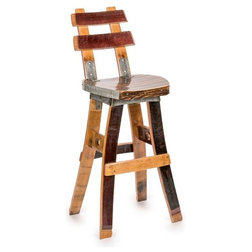 Bar Stools And Counter Stools by Fallen Oak