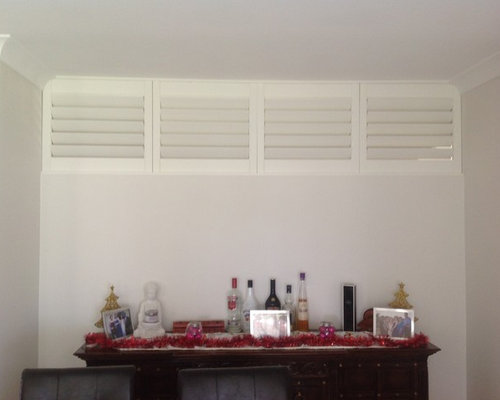 Internal Shutters - Fixed In Place - Interior Shutters