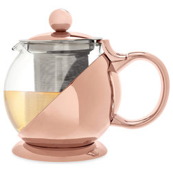 Contemporary Teapots by True Brands