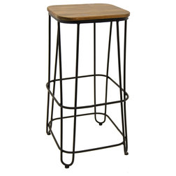 Industrial Bar Stools And Counter Stools by Three Hands Corp