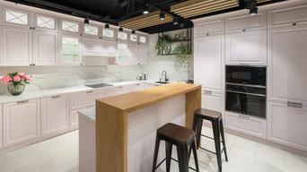Шоурум салона кухонь Станнум