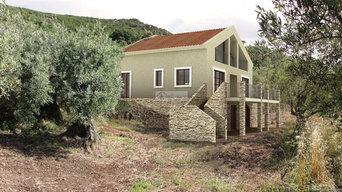 Realizzazione fabbricato residenziale con locali di servizio ad uso agricolo