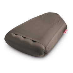 Fatboy Deluxe Modern Air-Filled Outdoor Lounge Bed, Taupe