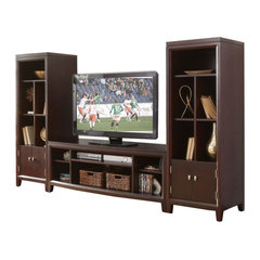 Rustic Style Entertainment Units