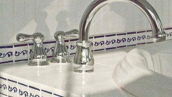 Mexican tiles - Bathroom decor