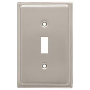 Franklin Brass 126364 Country Fair Series Single Wall Plate