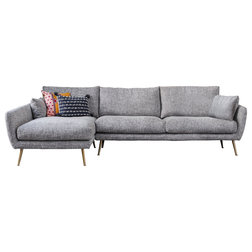 Midcentury Sectional Sofas by Edloe Finch Furniture Co.