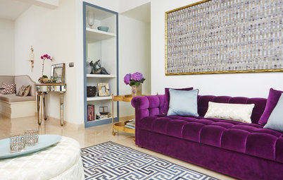 Houzz Tour: This Starter Home Gets The Right Mix of Cosy and Glam