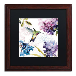 Spring Nectar I Laurie Canvas Art By Lisa Audit Traditional Prints And Posters By Trademark Global