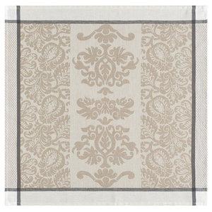 Siena Cotton Napkins, Taupe, Set of 2