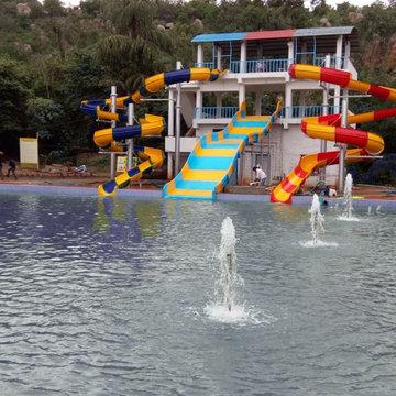 Kishkinda Water Park | Hampi