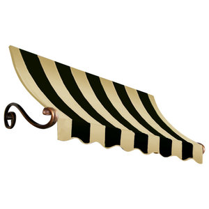 4 Classic Awnings In A Box Forest Green Traditional