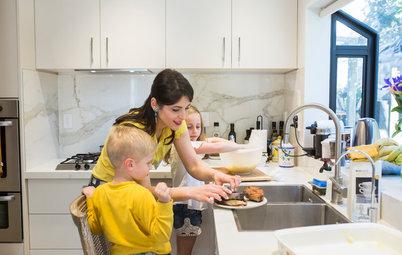 Дети на кухне: 9 правил совместной готовки