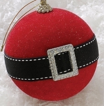 Modern Christmas Ornaments by Christmas Central